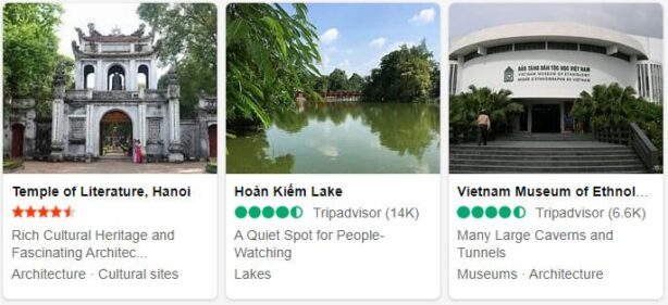 Best travel time for North Vietnam