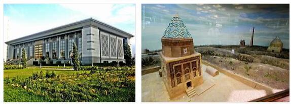 Turkmenistan Museum