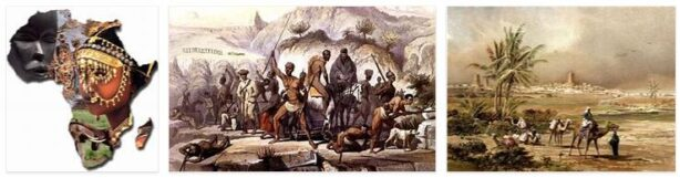 African History - 9th to 16th Century