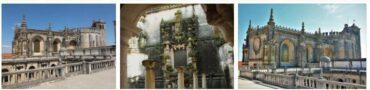 Christ Monastery in Tomar (World Heritage)