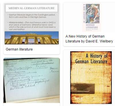 Early New High German Literature 2